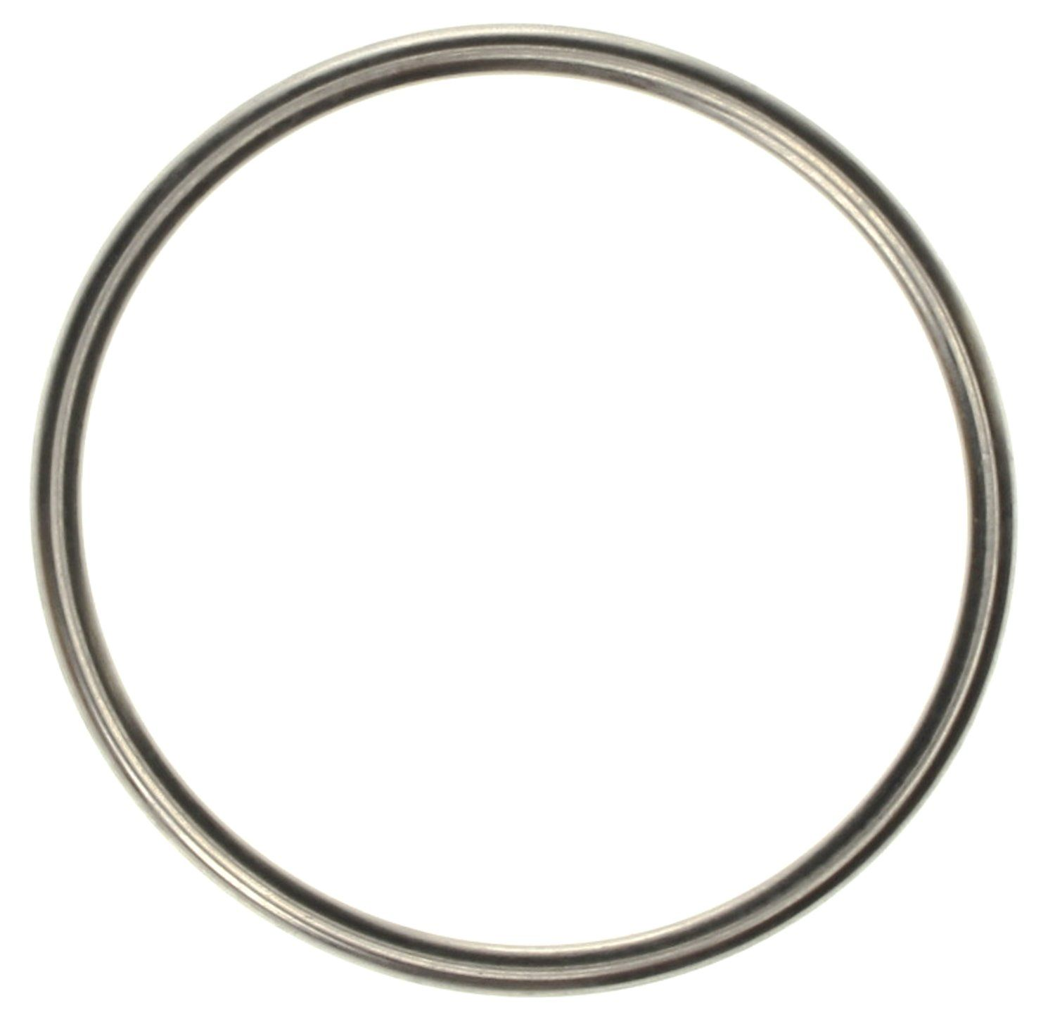 exhaust flange gasket. 2002 gmc yukon xl 1500 exhaust pipe flange gasket - left 8 cyl 5.3l (victor gaskets f31618) ring type a steel and composition manifold to