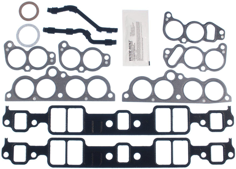 Engine Intake Manifold /& Valve Cover Gasket Set Victor MS15222