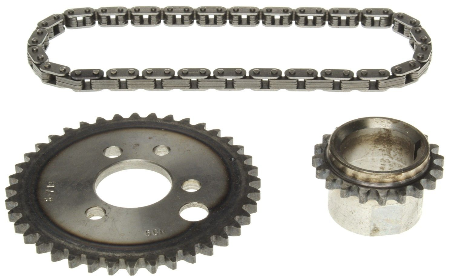 Buick Electra Engine Timing Set Replacement Cloyes Seal Power Belt 1988 6 Cyl 38l Victor Gaskets 9 3063 Includes Cam Sprocket Crank And Chain With 3 Bolt