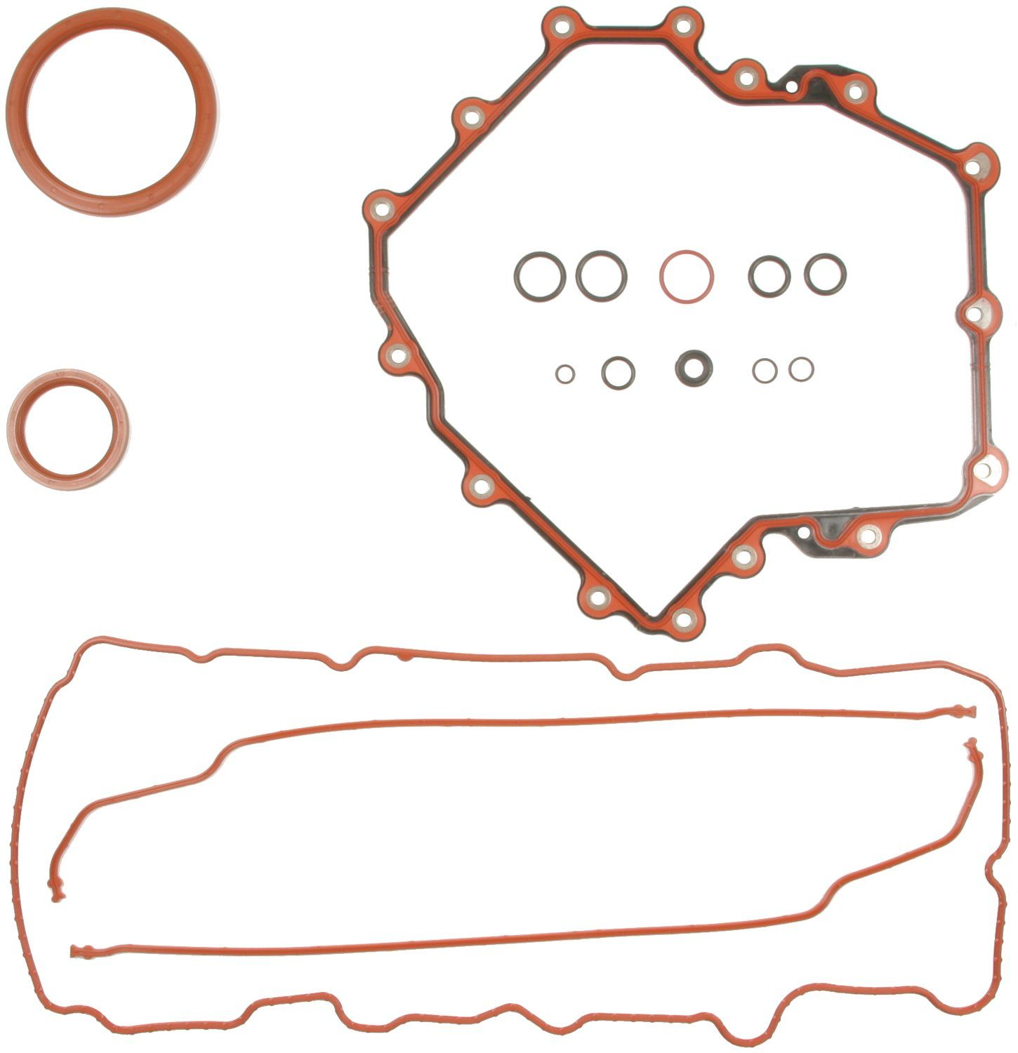 Cadillac Eldorado Engine Conversion Gasket Set Replacement Felpro 1997 Diagram 1993 8 Cyl 46l Victor Gaskets Cs54356 Use With Head To Make Full