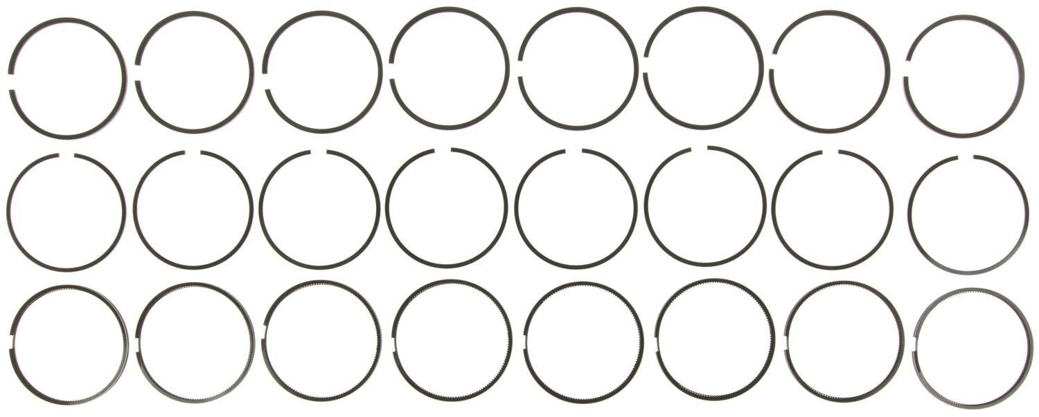 Chevrolet K1500 Engine Piston Ring Set Replacement Dj Rock Seal