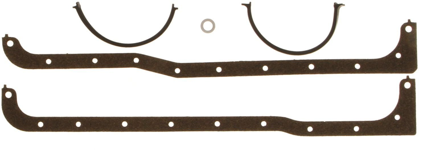 Ford E-150 Econoline Engine Oil Pan Gasket Set Replacement