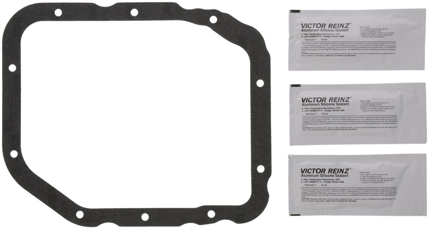 Hyundai Santa Fe Engine Oil Pan Gasket Set Replacement (Apex