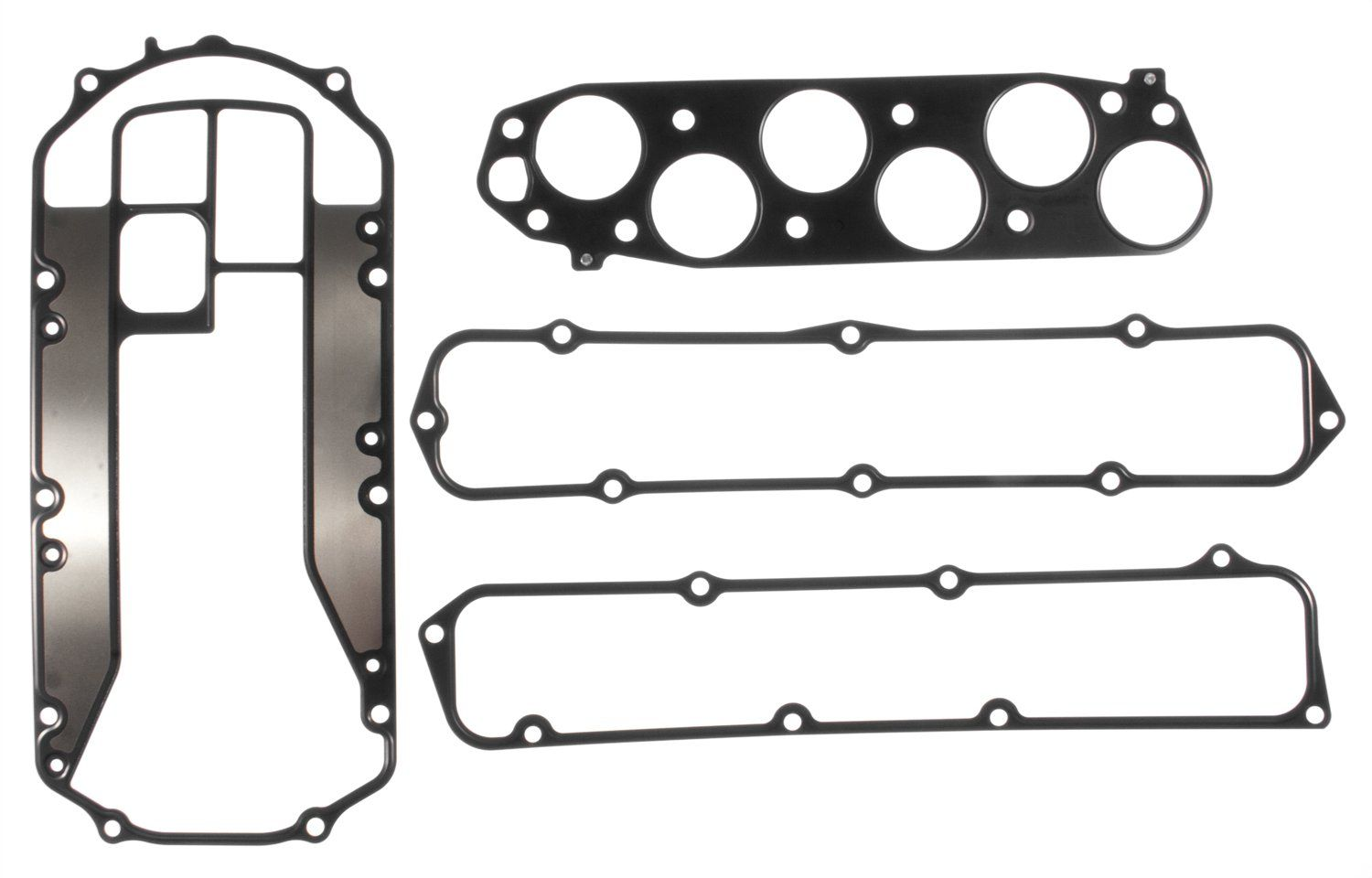 2000 Acura TL Fuel Injection Plenum Gasket 6 Cyl 3.2L (Victor Gaskets  MS19713) Rubber Coated Beaded Steel .