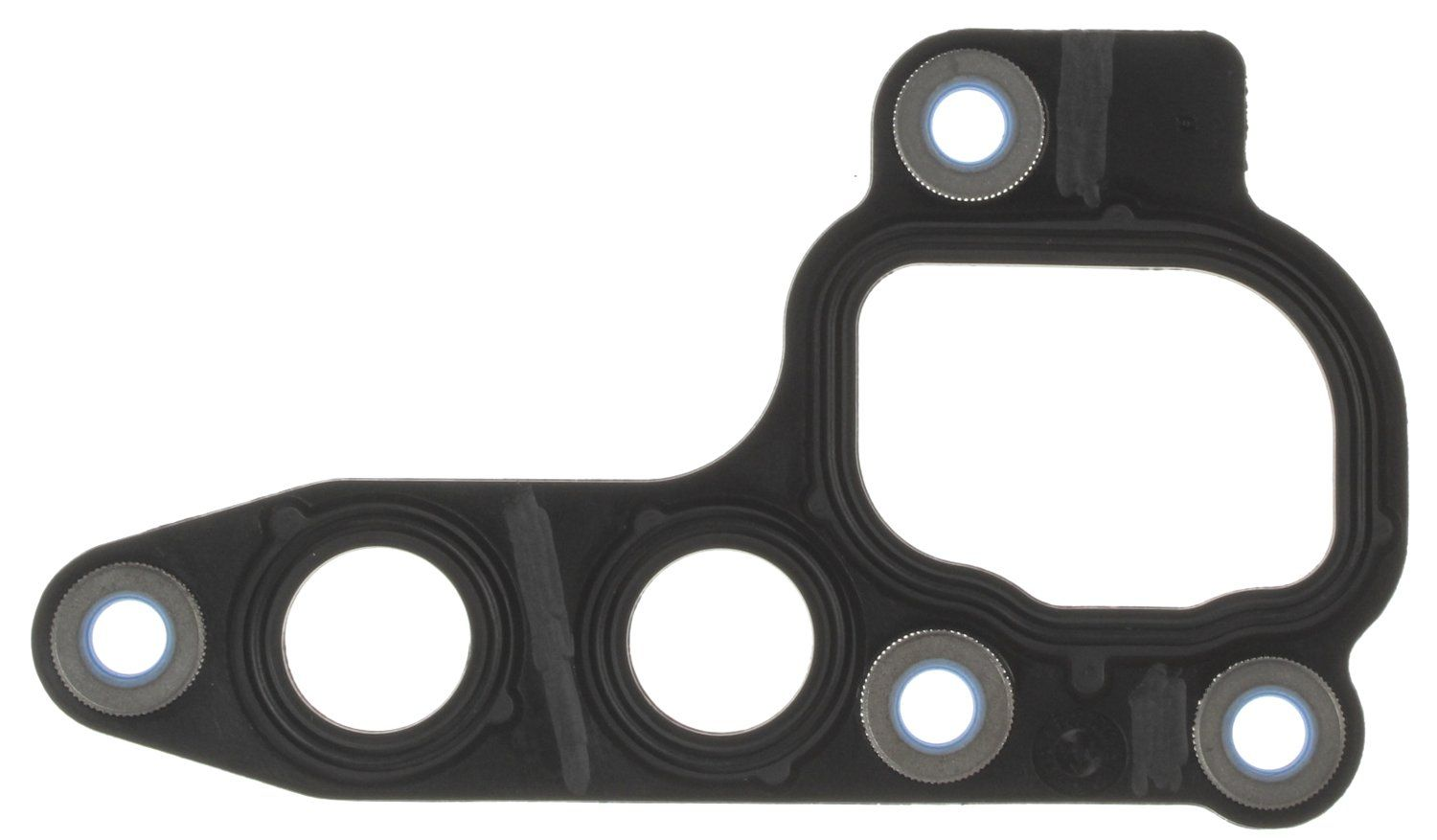 Ford F  Engine Oil Filter Adapter Gasket  L Victor Gaskets B Victo Tech