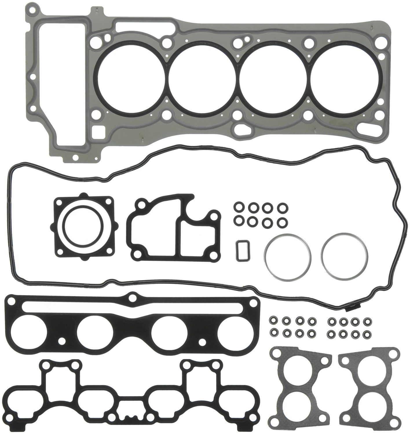 Nissan Sentra Engine Cylinder Head Gasket Set Replacement Beck Diagram Of 1988 Stanza 2004 4 Cyl 18l Victor Gaskets Hs54471a
