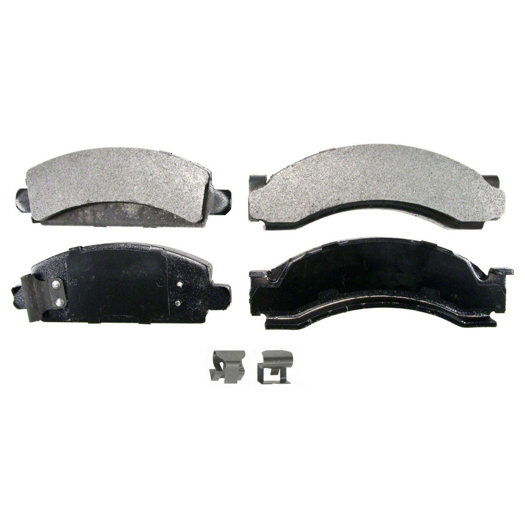 Chevrolet P30 Disc Brake Pad Replacement (Bendix, Bosch, Centric ...