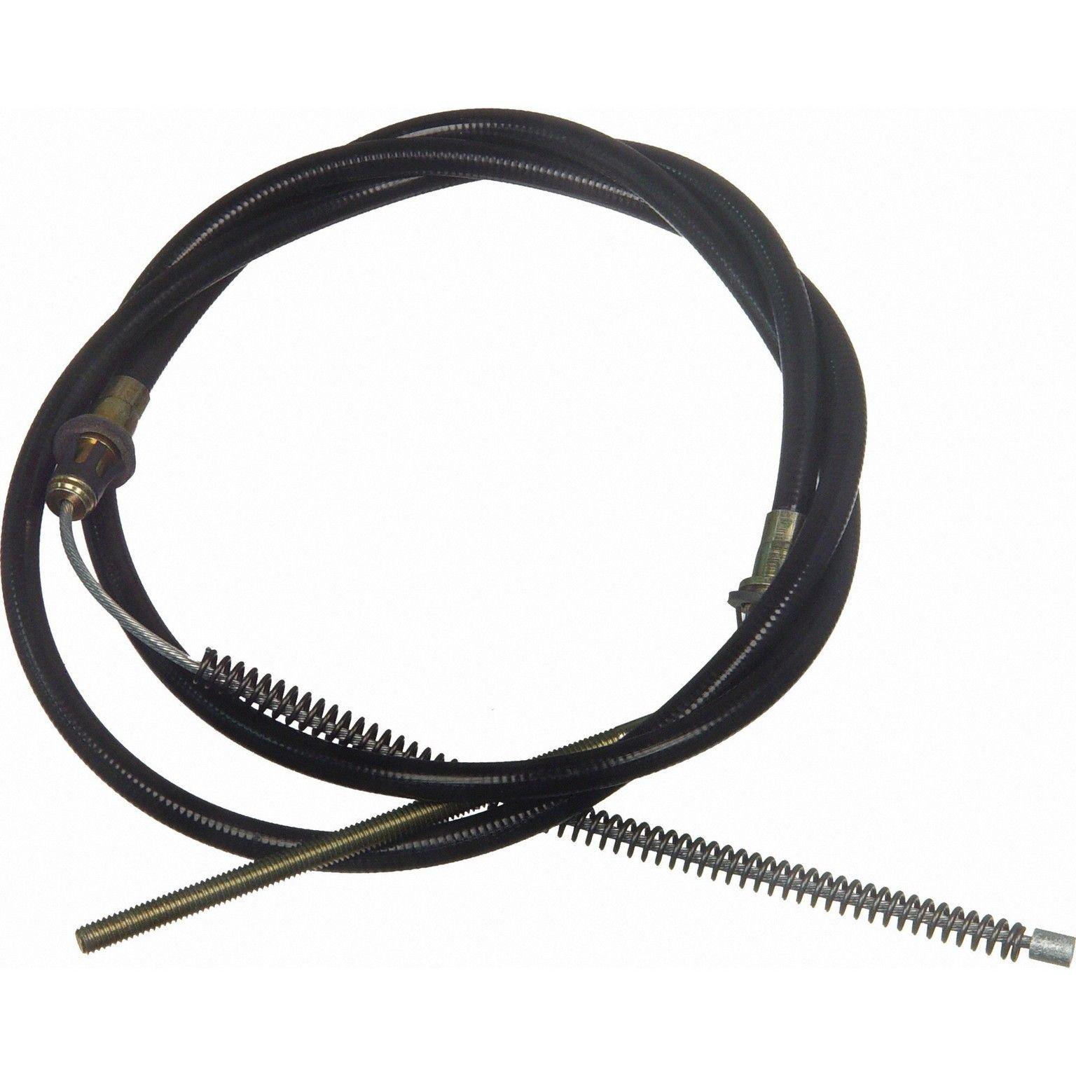 Chevrolet P30 Parking Brake Cable Replacement (Dorman