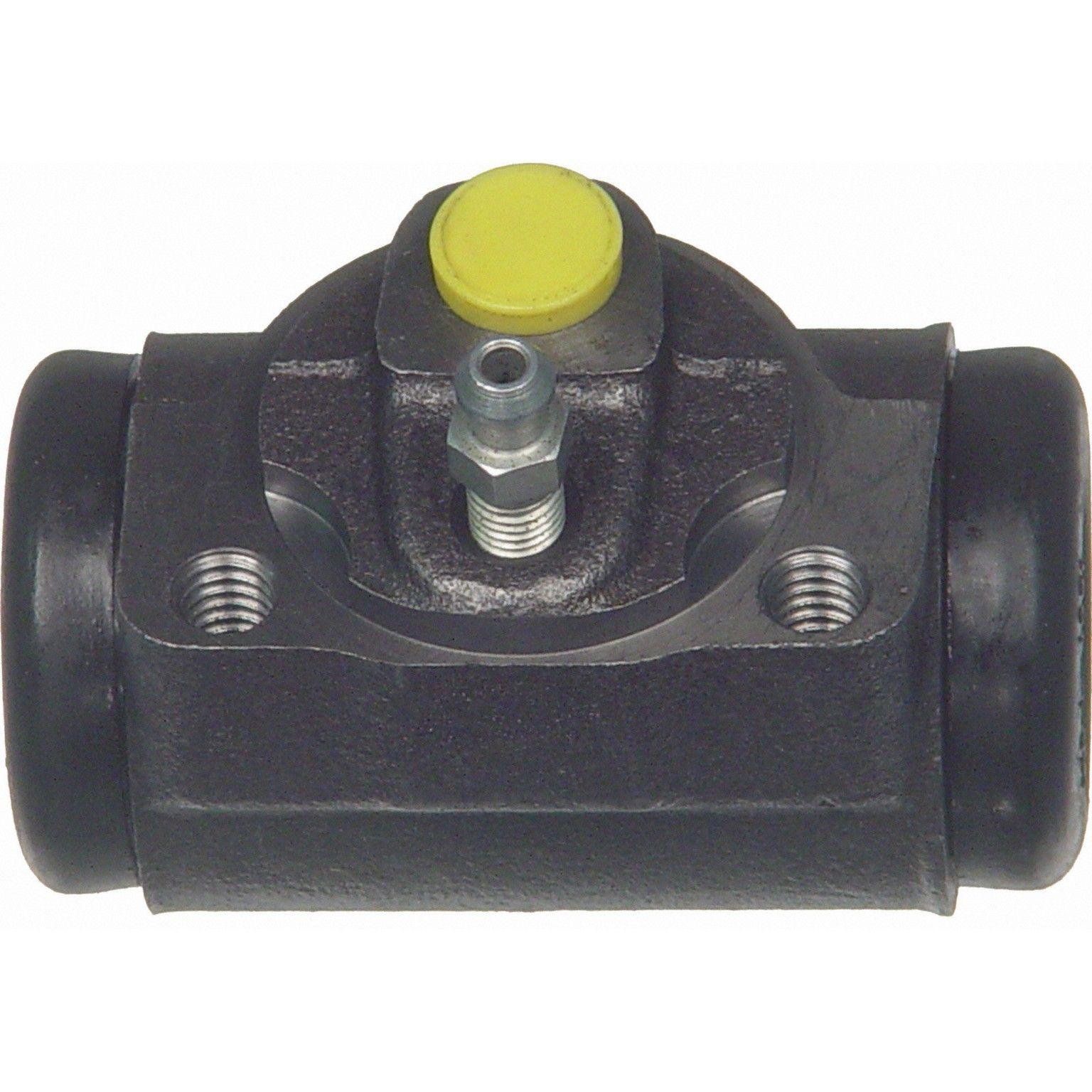 GMC G3500 Drum Brake Wheel Cylinder Replacement (ACDelco