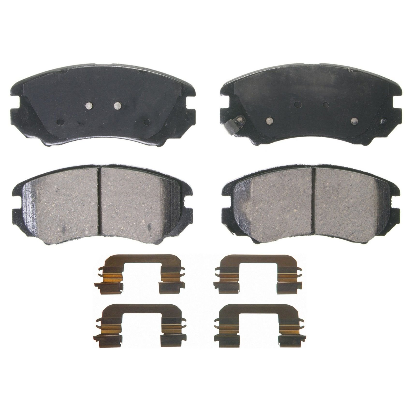 itm loading pads for brake front image hyundai wheel set powerstop sets pad is new santa fe