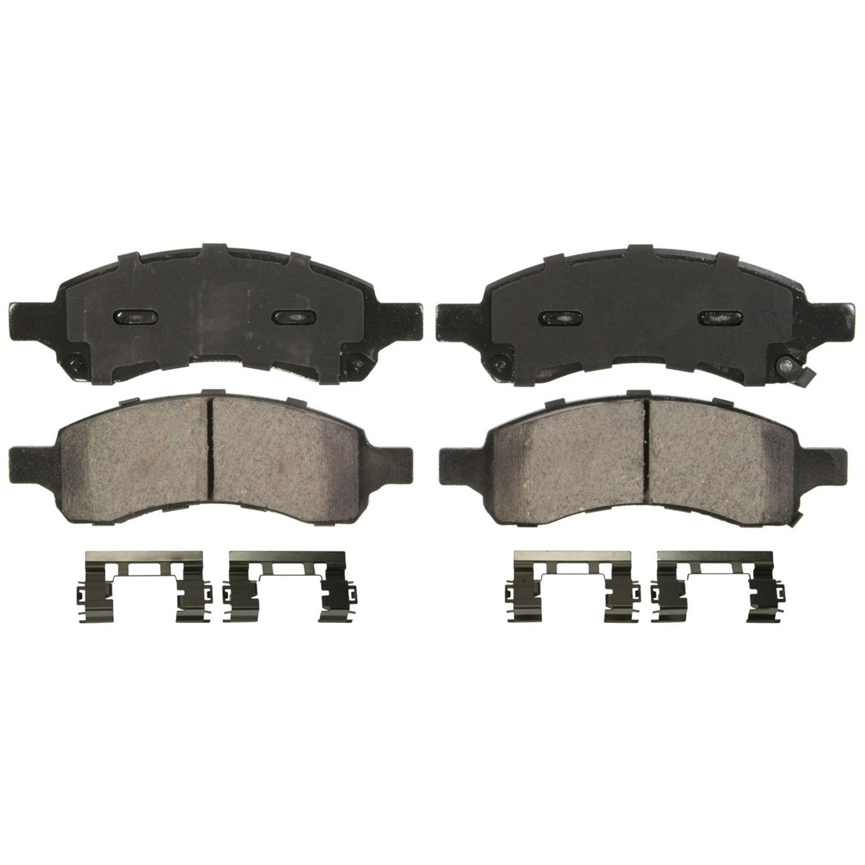 2009 chevrolet colorado disc brake pad front wagner brakes zd1169 oe ceramic includes installation hardware kit quickstop