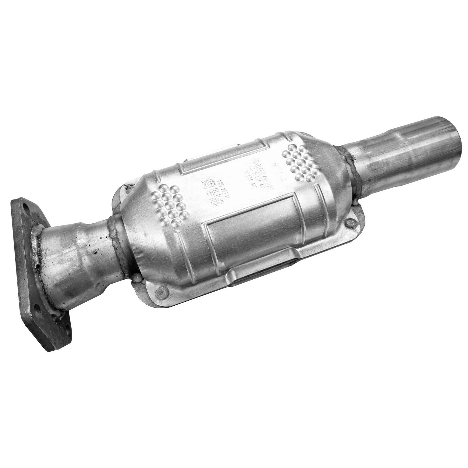 Catalytic Converter Replacement (AFE Filters, Bosal, Crown