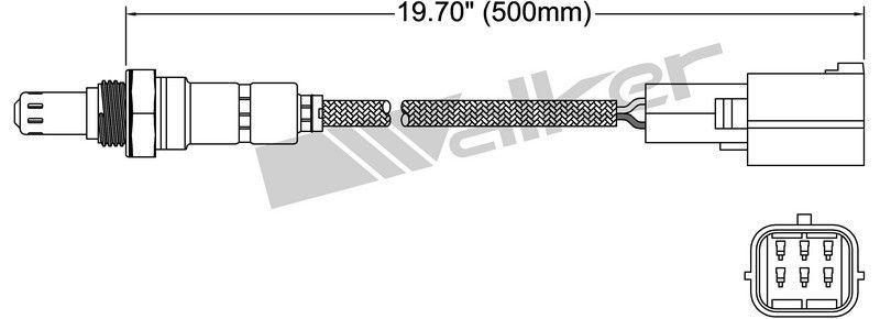 Mazda 3 Oxygen Sensor Replacement (Bosch, Delphi, Denso