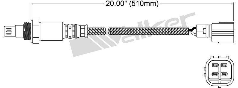 Lexus ES350 Oxygen Sensor Replacement (Bosch, Delphi, Denso