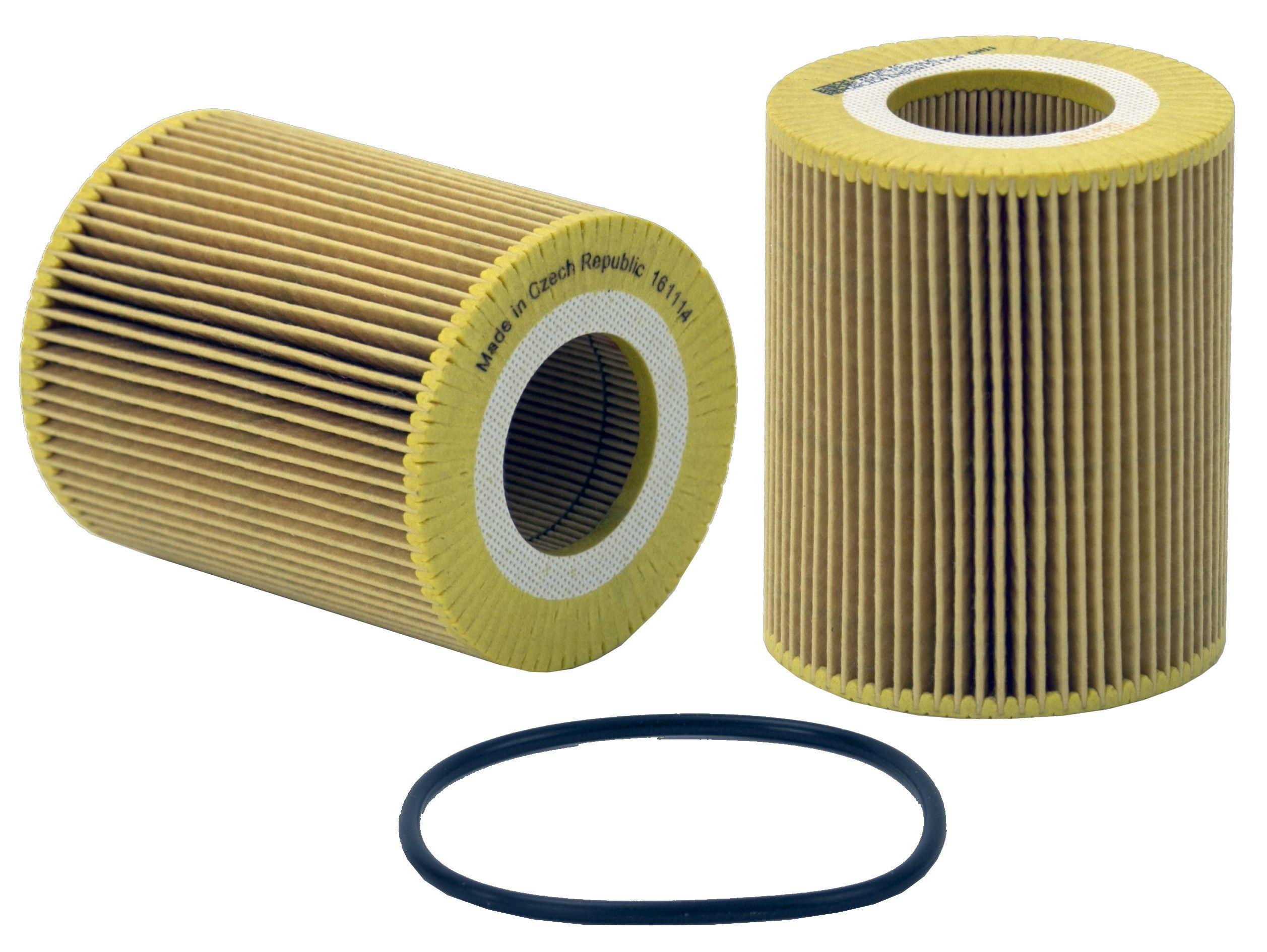 Ford F  Engine Oil Filter Main  L Wix Wl Manufacturer Oe Recommended Oil Change Intervals