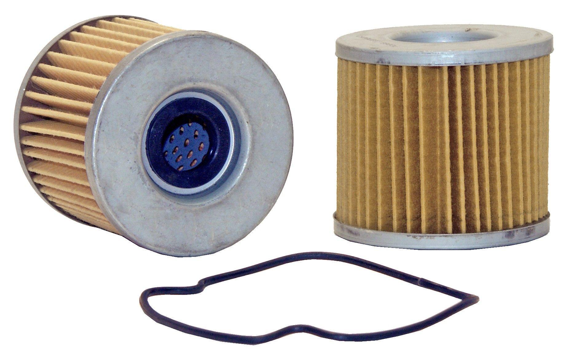 Suzuki GS550 Engine Oil Filter Replacement (Wix) » Go-Parts