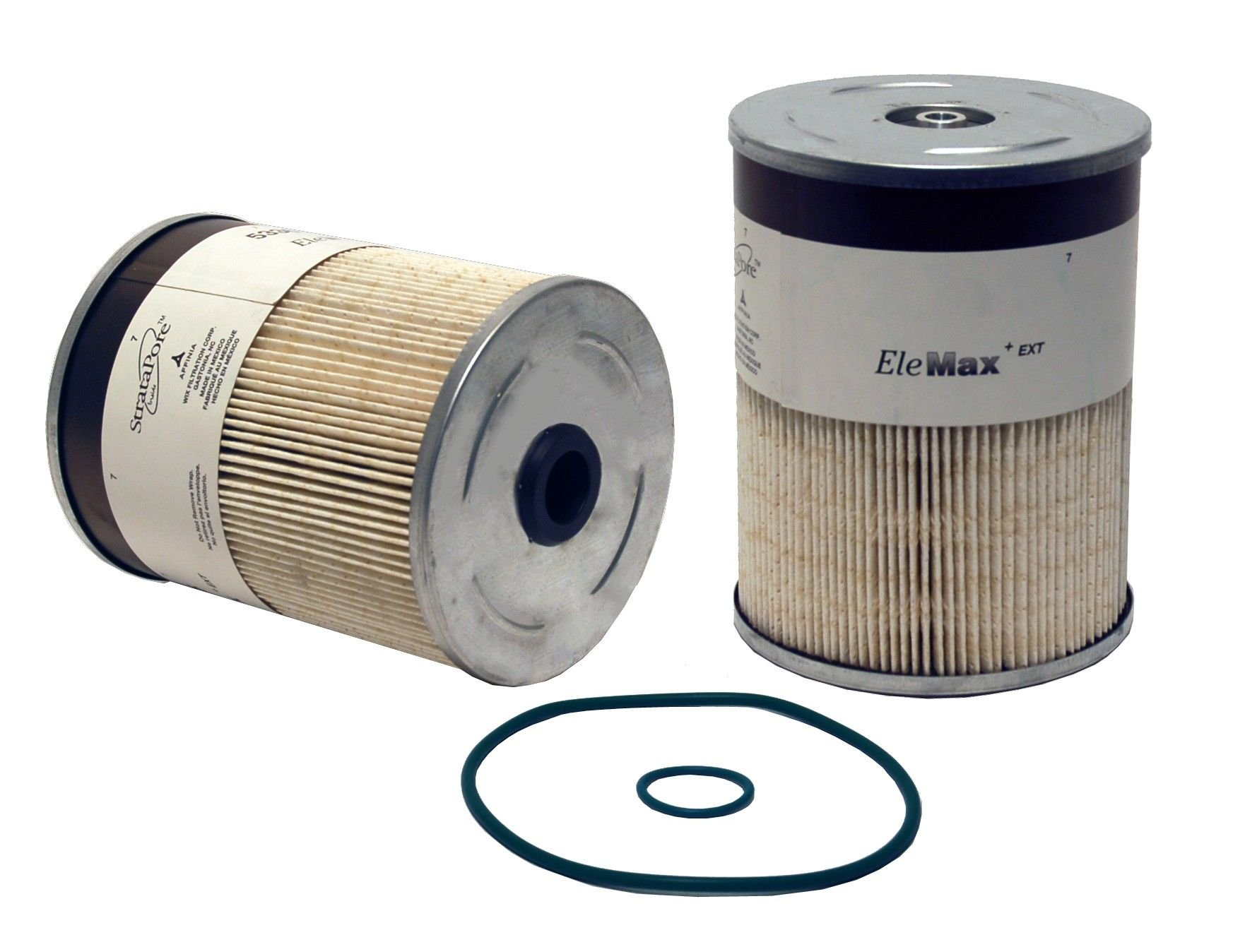 Freightliner Cascadia Fuel Water Separator Filter Replacement Alliance 2010 6 Cyl 148l Wix 33655