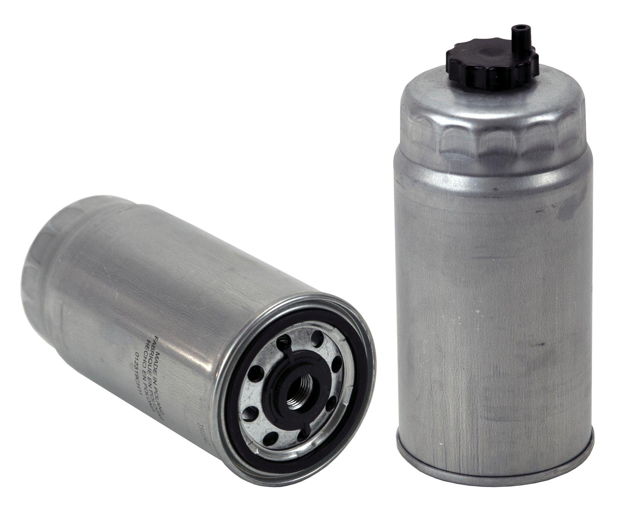 2005 Jeep Liberty Fuel Filter 4 Cyl 2.8L (Wix 33647)
