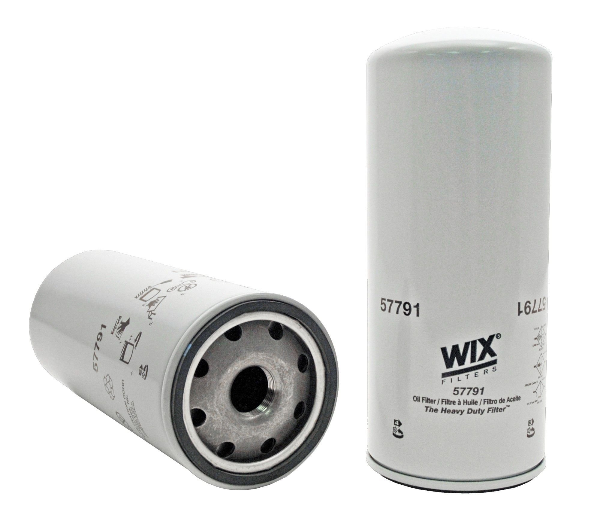 Volvo VN Engine Oil Filter Replacement (Hastings, Wix) » Go-Parts