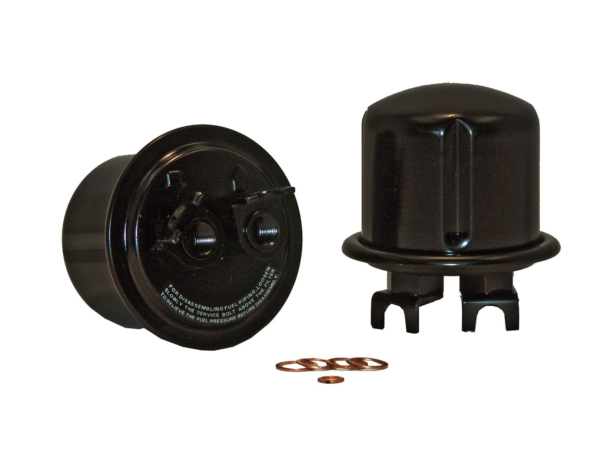 Acura Integra Fuel Filter Replacement (Beck Arnley, Hastings ... on