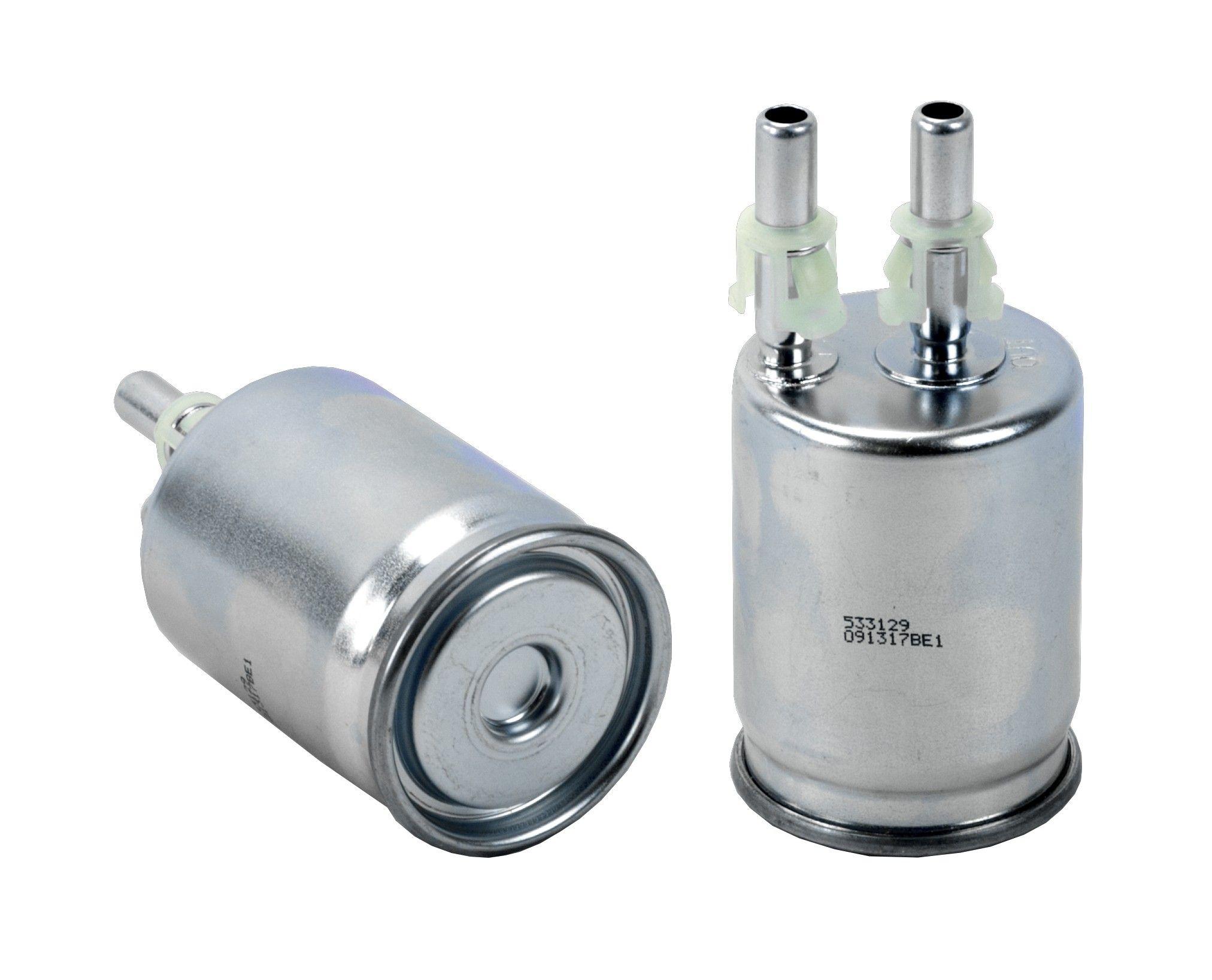 2004 Hummer H2 Fuel Filter 8 Cyl 6.0L (Wix 33129)