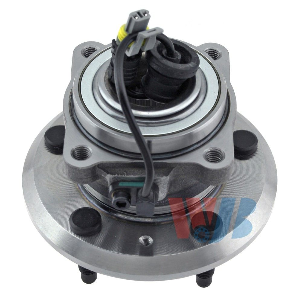 Saturn Vue Wheel Bearing And Hub Assembly Replacement Acdelco Beck Automatic Transmission 2010 Rear Wjb Wa512358