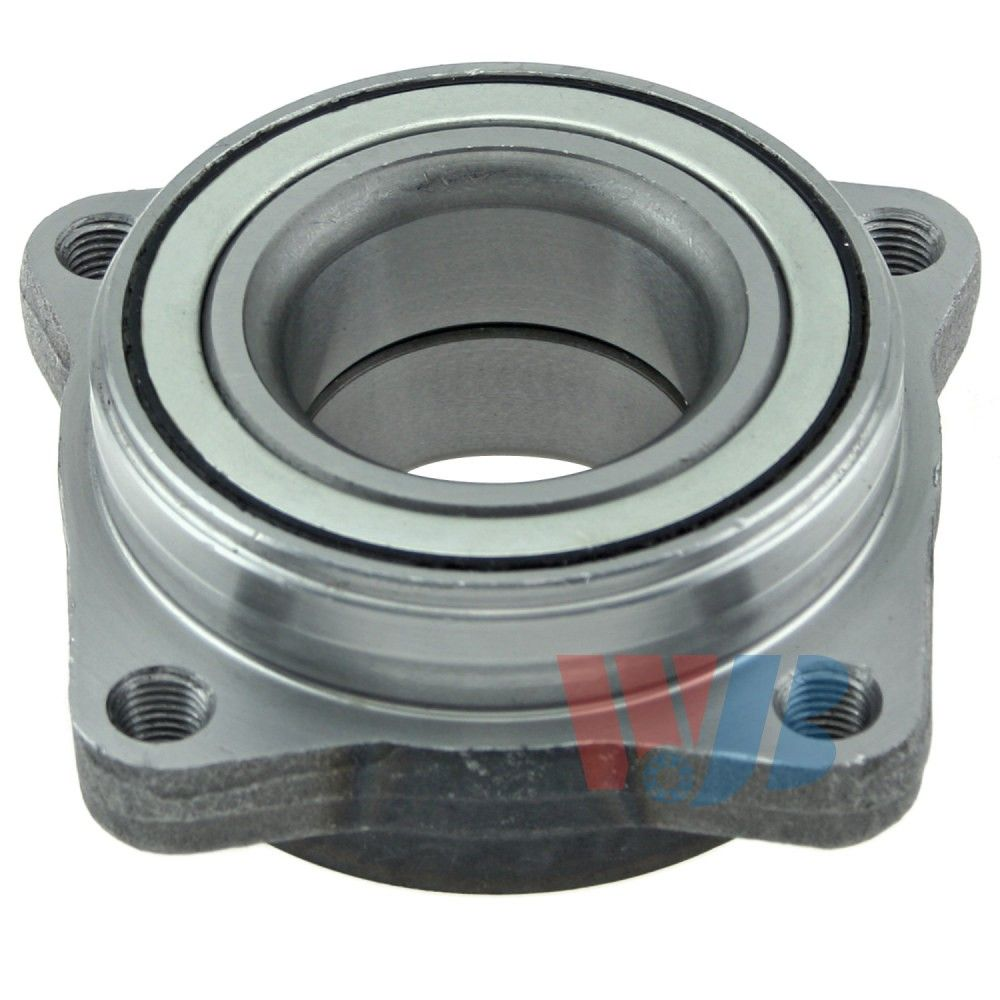 1997 Acura CL Wheel Bearing and Hub Assembly - Front 4 Cyl 2.2L (WJB  WA513098) Bearing Module .