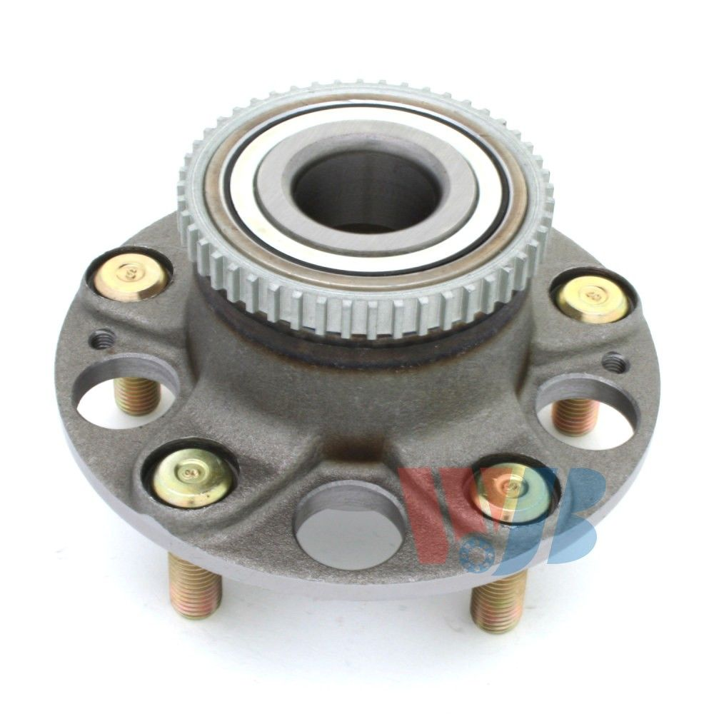 acura tl wheel bearing and hub assembly replacement beck arnley