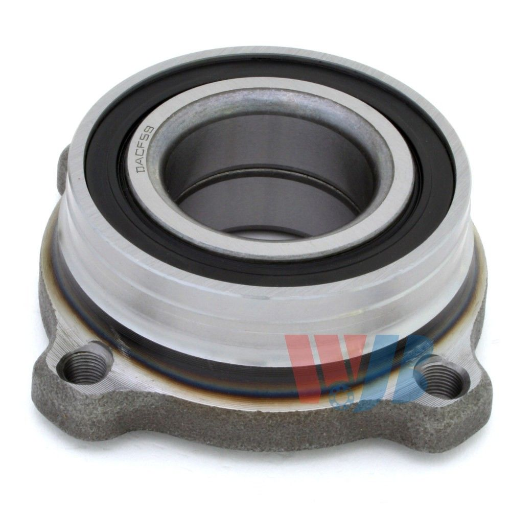 BMW 535i xDrive Wheel Bearing and Hub Assembly Replacement