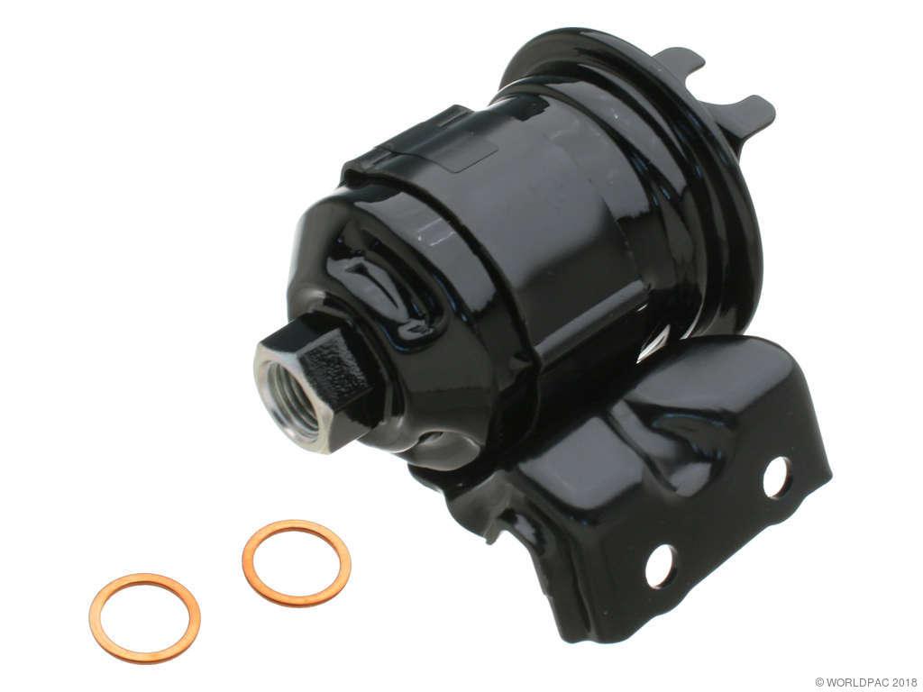 Lexus LS400 Fuel Filter Replacement (Beck Arnley, Ecogard, Hastings