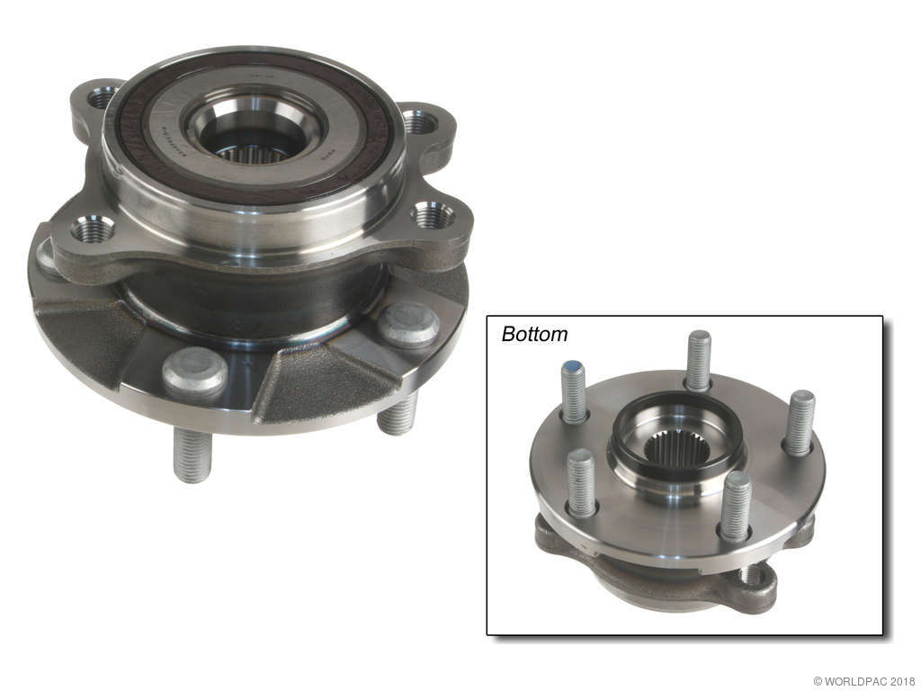 Toyota RAV4 Wheel Bearing and Hub Assembly Replacement (Beck