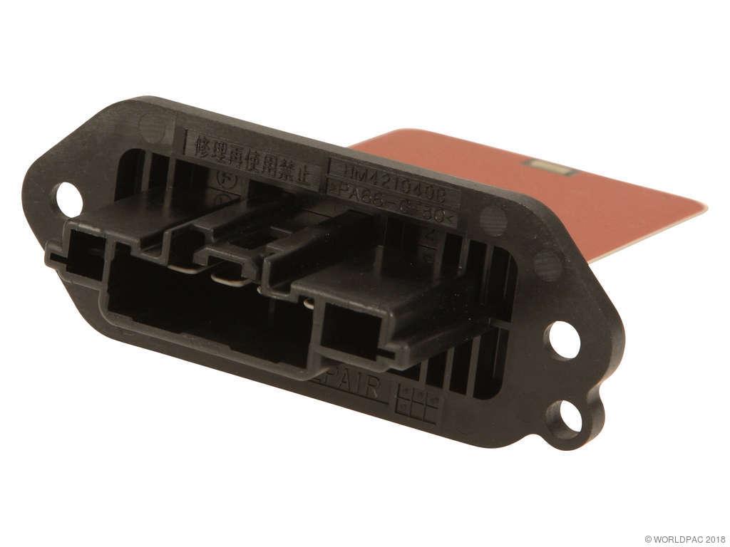 mazda 3 hvac blower motor resistor replacement four seasons