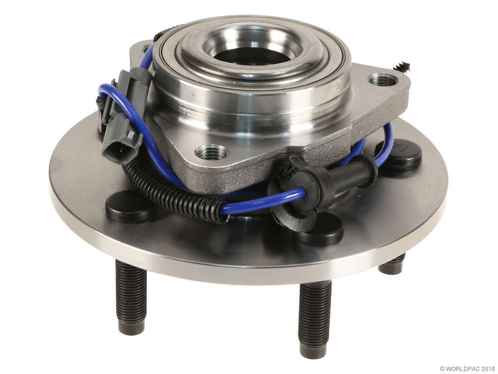 Dodge Ram 1500 Wheel Bearing And Hub Assembly Replacement Centric