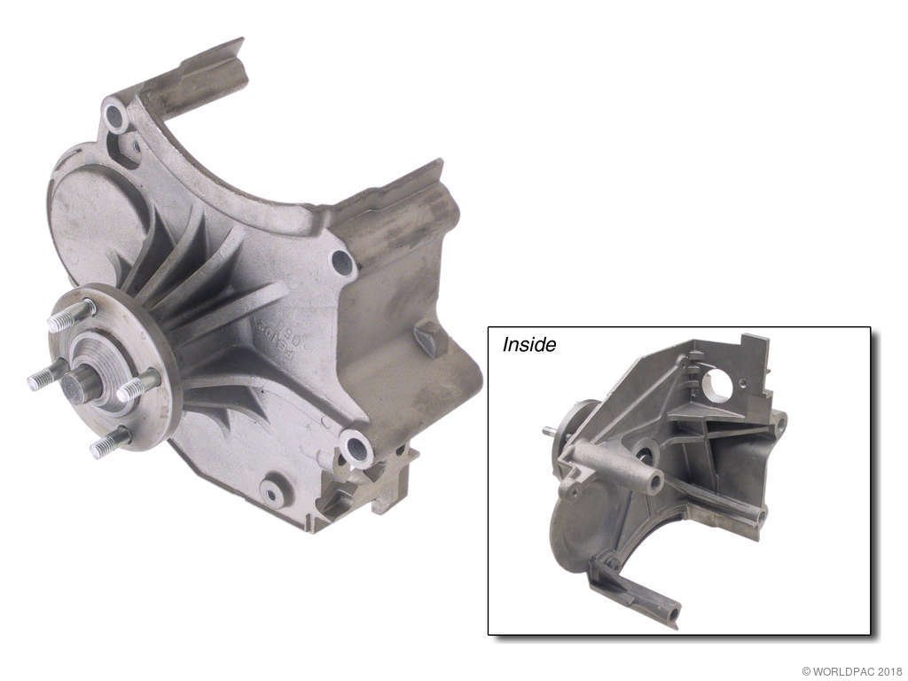 Toyota 4runner Engine Water Pump Bracket Replacement Aisin Ast 1992 1993 6 Cyl 30l W0133 1606077 Production 08 If You Want The Whole Assembly Please Order 16307 65040