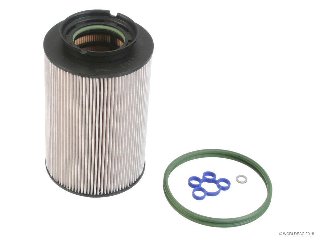 2006 Volkswagen Jetta Fuel Filter 4 Cyl 1.9L (Mann-Filter W0133-1774649)  Production: -04/30/2006 .