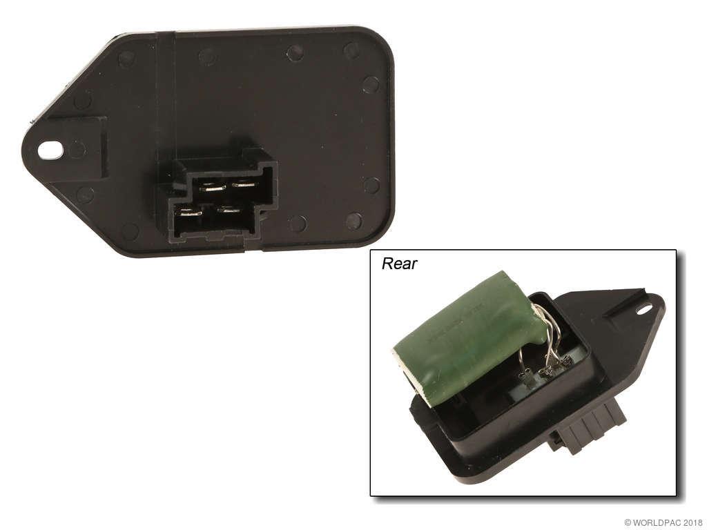 volvo 850 hvac blower motor resistor replacement four seasons mtc rh go parts com Volvo 840 Volvo S70