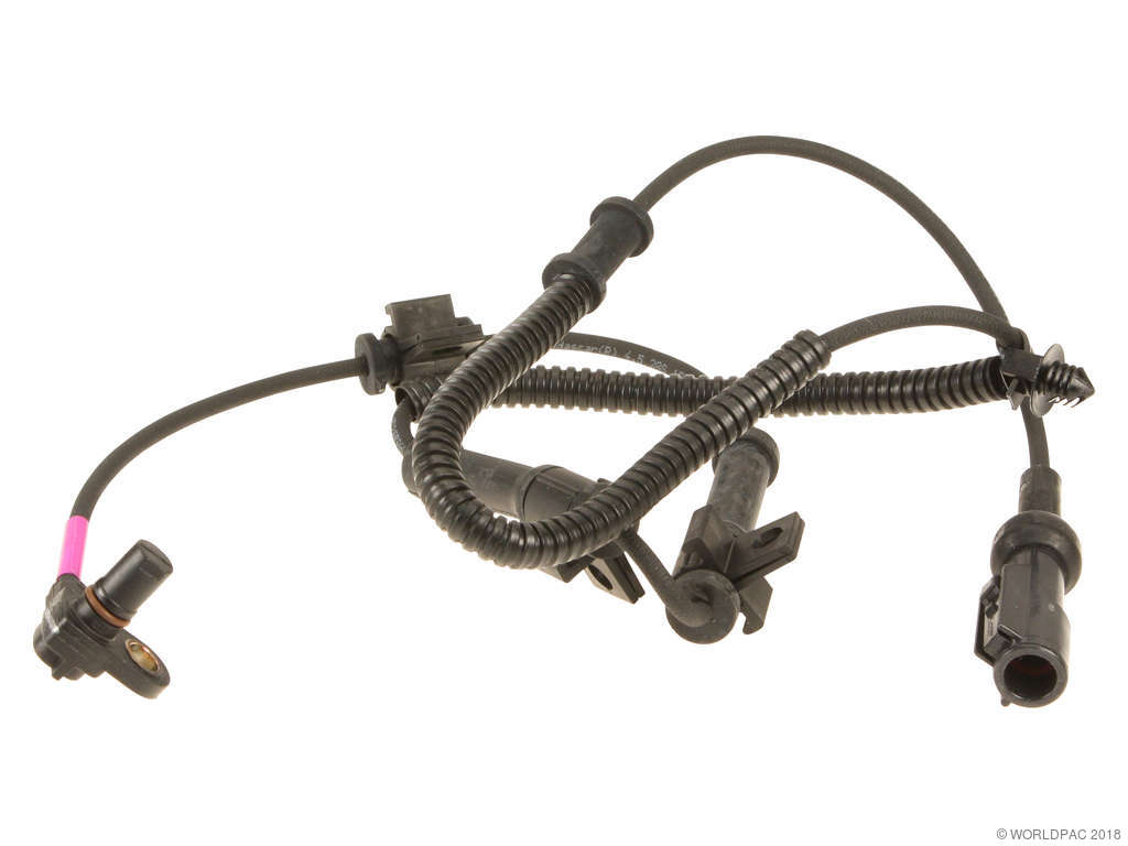 Ford F 250 Super Duty Abs Wheel Speed Sensor Replacement Delphi 2005 F250 4x4 Wiring Harness Motorcraft W0133 1940826