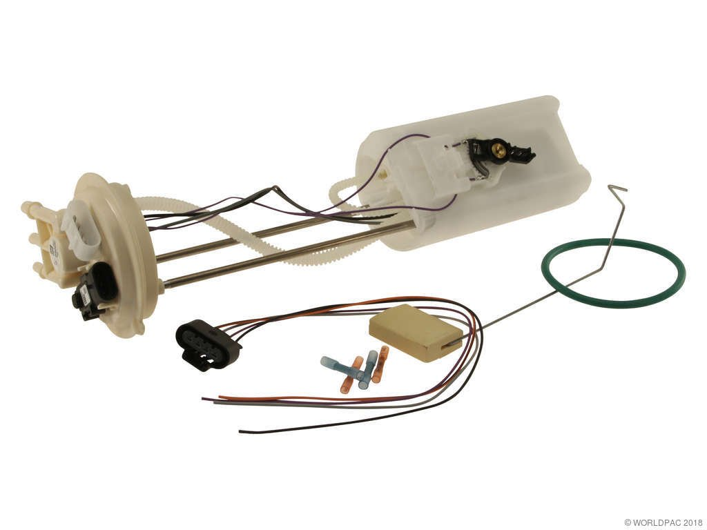 Chevrolet K1500 Fuel Pump Module Assembly Replacement