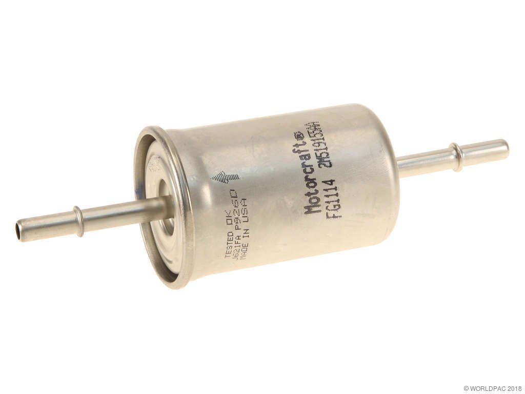 2001 Ford Explorer Sport Trac Fuel Filter (Motorcraft W0133-1700707)  Production: -04/20/2001 .