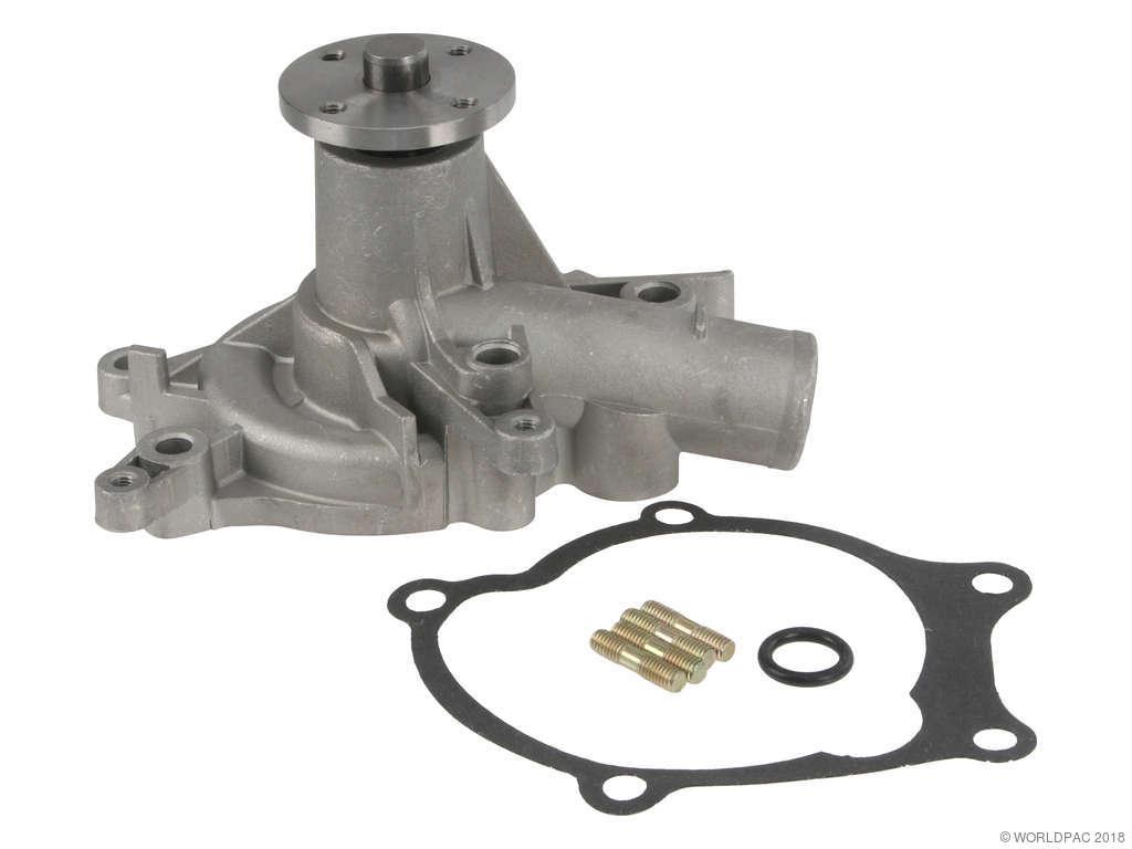 Dodge Ram 50 Engine Water Pump Replacement (Airtex, Beck