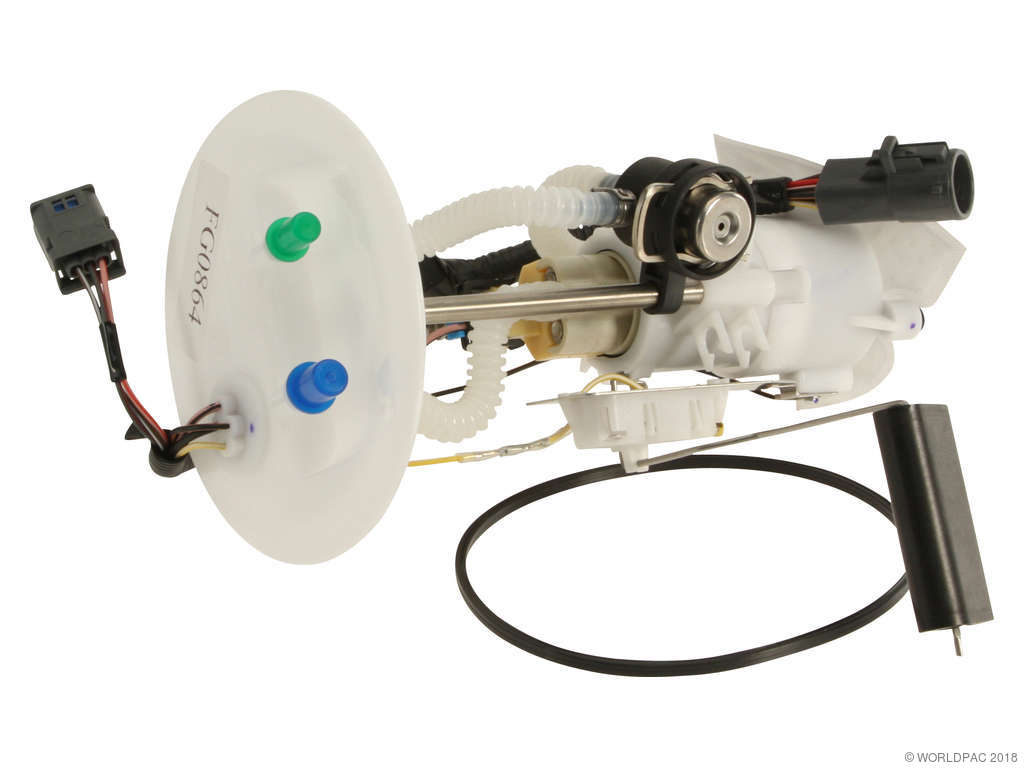Ford Explorer Fuel Pump Module Assembly Replacement Airtex 7 Pin Wire Harness 2003 Delphi W0133 1933386 With 8 Connector