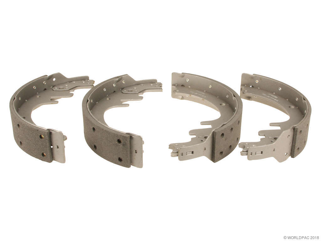 1996 1997 For Chevrolet C1500 Suburban Rear Brake Shoes; w//11-5//32in x 2-3//4in