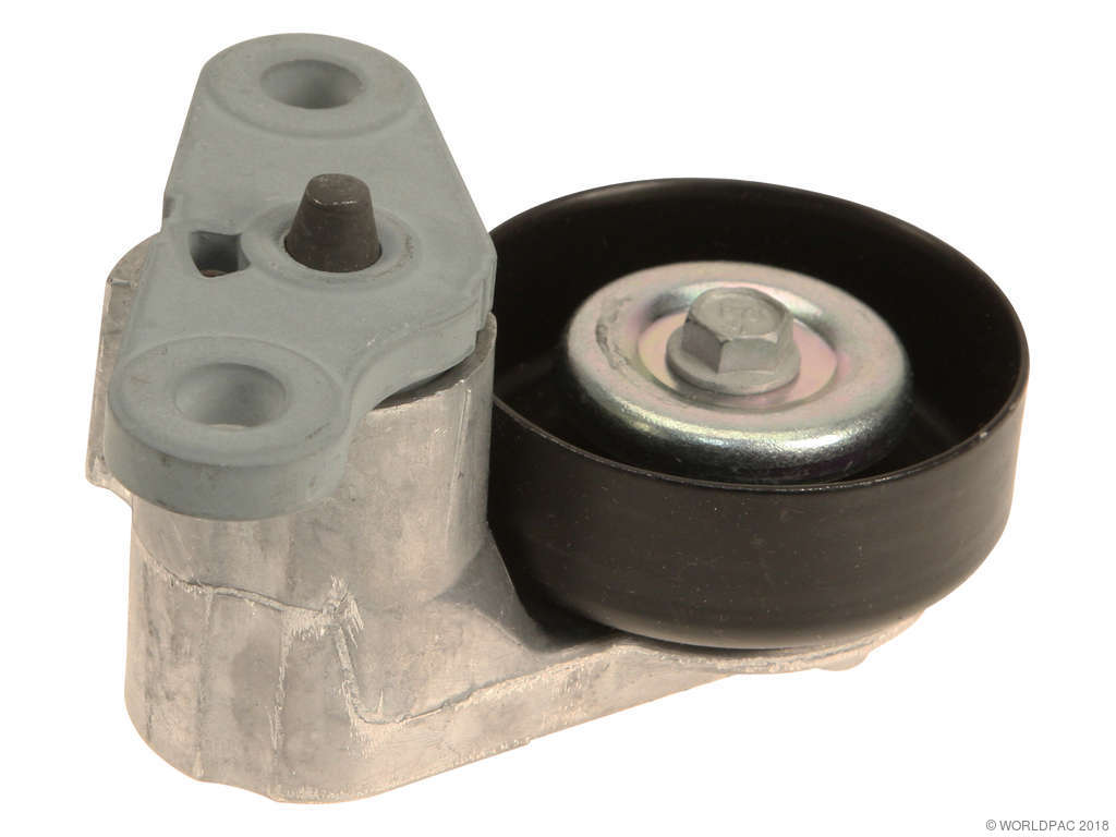 Gmc Envoy Xl Drive Belt Tensioner Assembly Replacement Acdelco 2003 Sierra Serpentine Diagram 8 Cyl 53l W0133 1687091