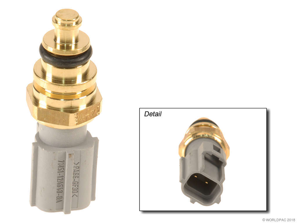 Ford 60 Powerstroke Engine Coolant Temperature Sensor Replacement