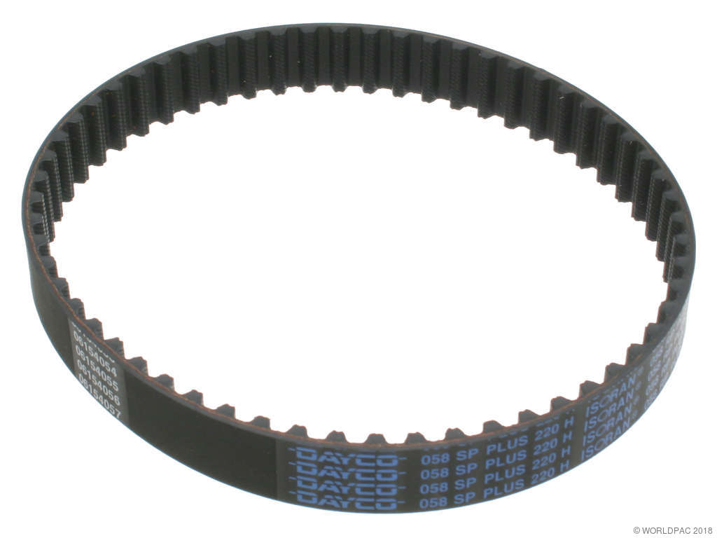 Land Rover Freelander Engine Timing Belt Replacement Dayco Gates 2002 W0133 1627430 Camshaft Rear Of