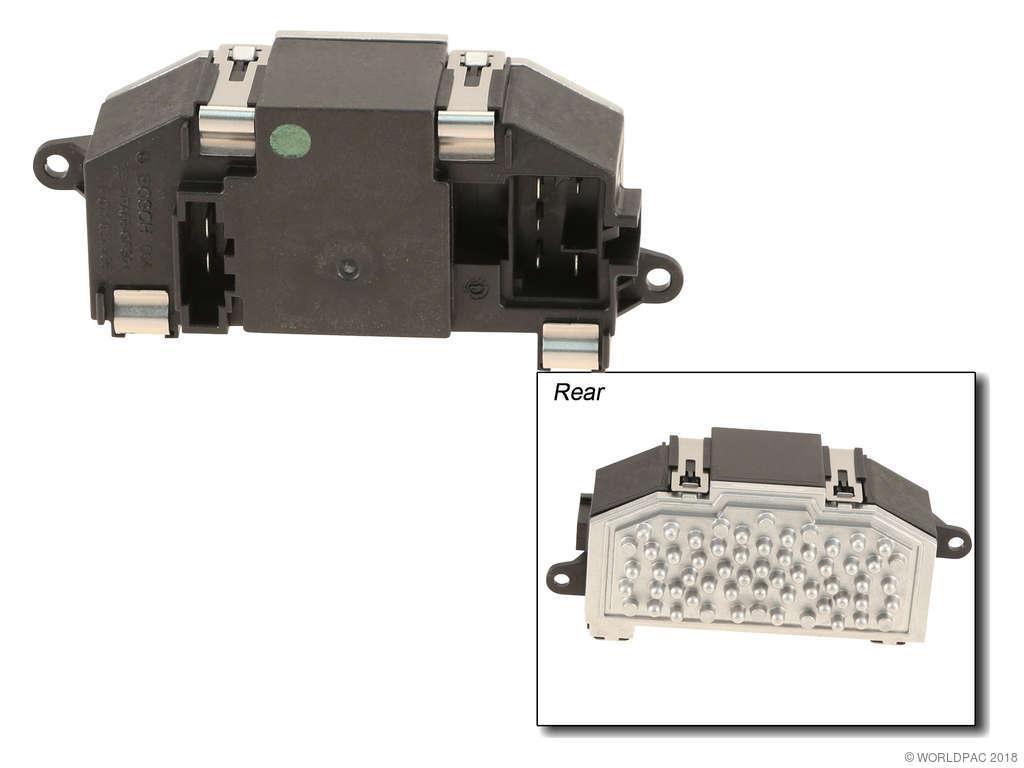 Valeo 515074 GMV Resistor