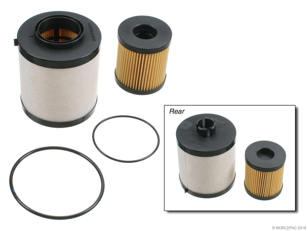 Ford Excursion Fuel Filter Replacement Fram Full Hastings 6 0 Updated 2003 8 Cyl 60l W0133 1938258