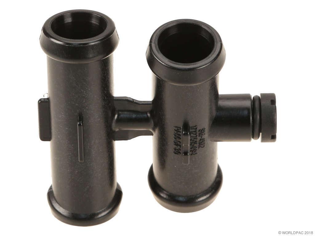 Genuine W0133-2574233 Radiator Coolant Hose Connector