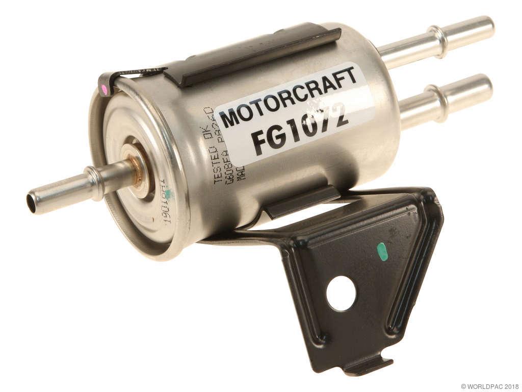 2001 Mercury Sable Fuel Filter (Motorcraft W0133-1706006)