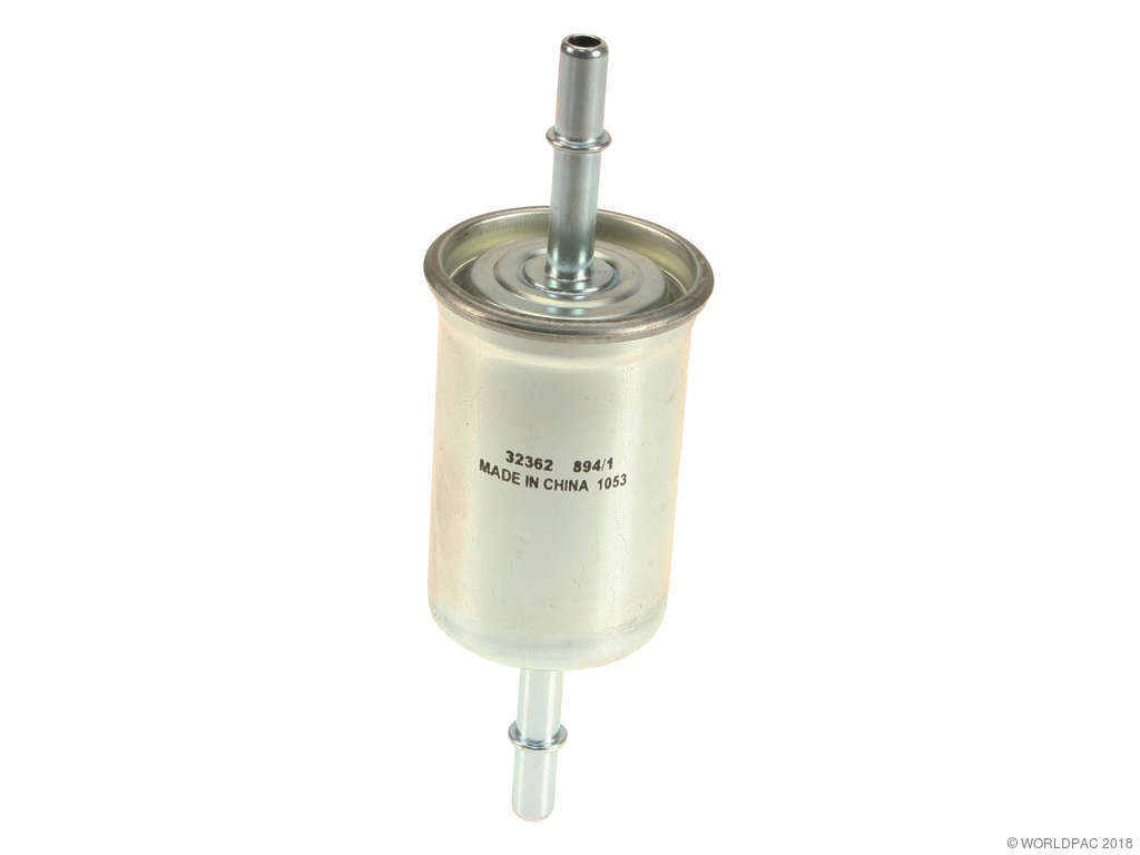 Lincoln Ls Fuel Filter Replacement Beck Arnley Fram Hastings 2002 Mustang Location Mahle W0133 1702811 Production 11 18 In Line Two Ports